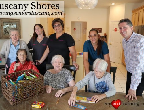 From Tuscany with Love: Three Assisted Living Homes Under One Banner